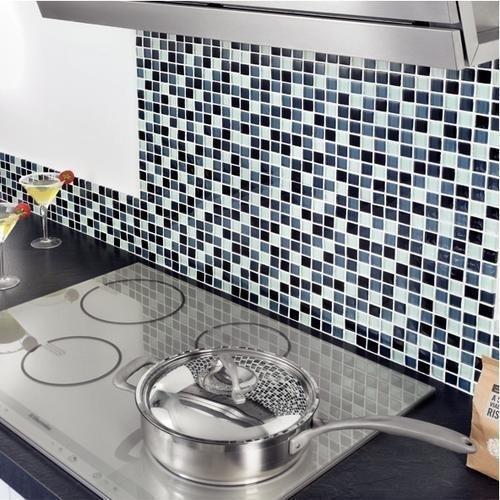 Glass Mosaic Kitchen Wall tiles Cape Town TileSpcae