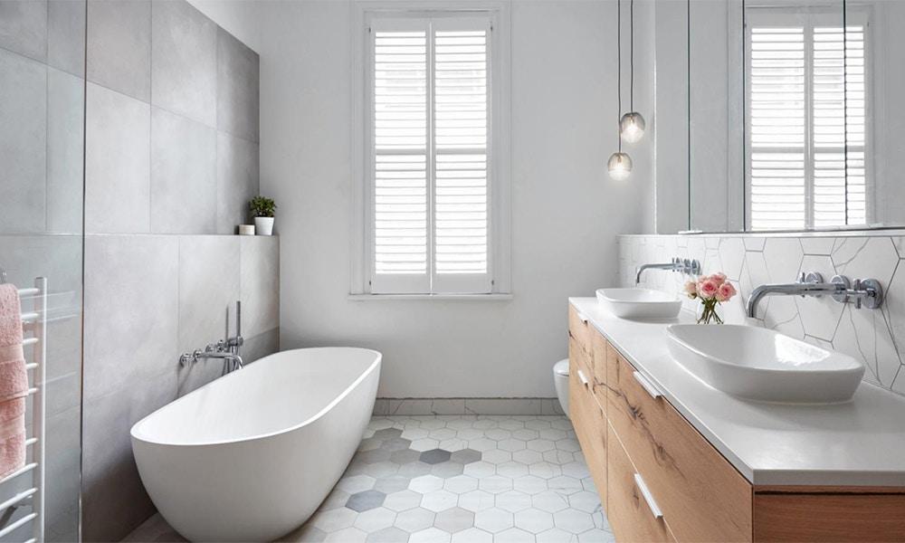5 Tips to Create a Luxurious Bathroom   Bathroom Tiles