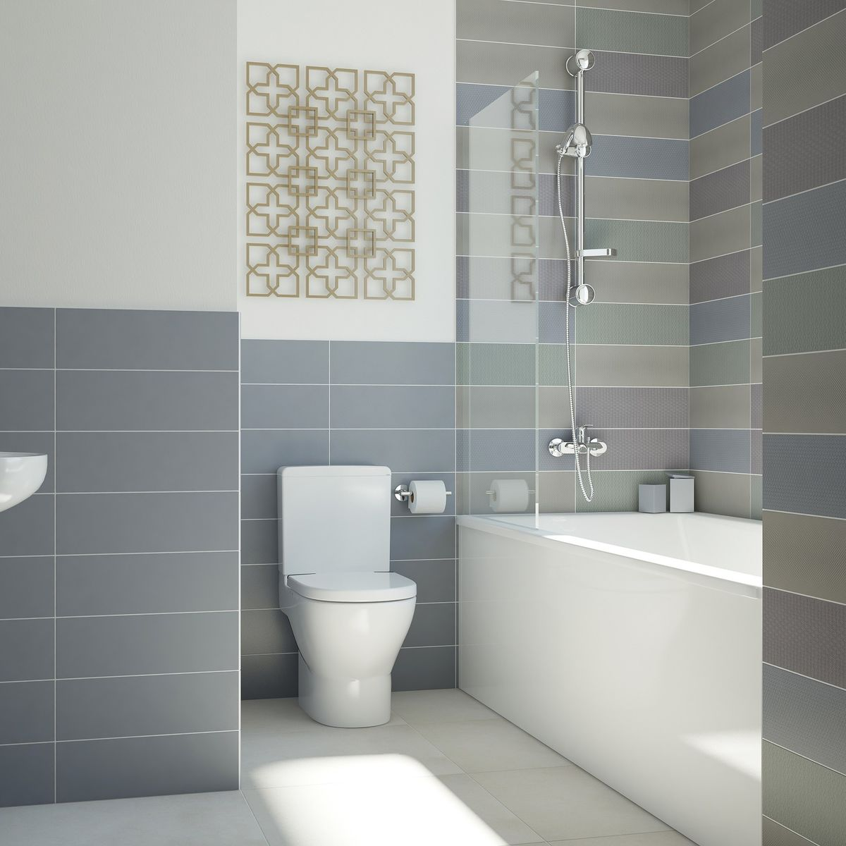 Choosing And Buying The Right Bathroom Wall Tiles