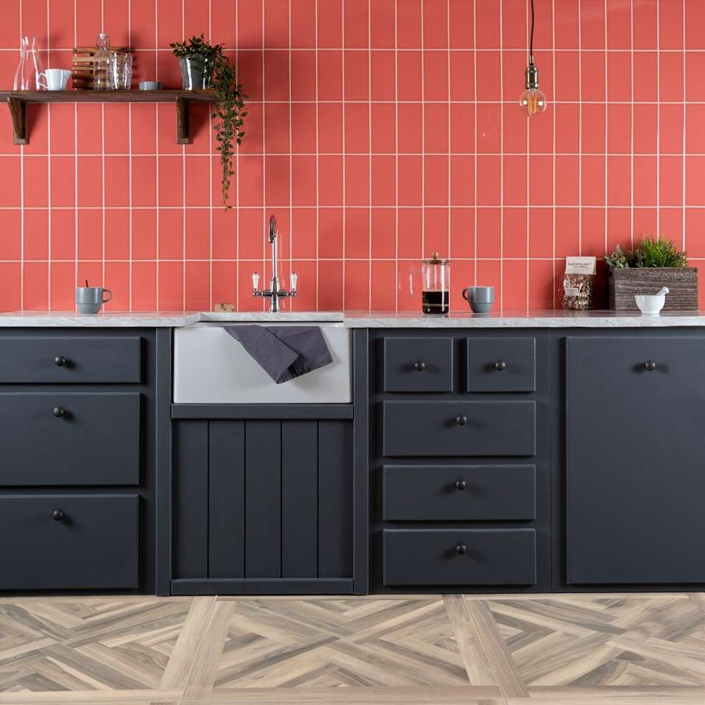 4 Trendy Looks For Your Kitchen Kitchen Wall Tiles
