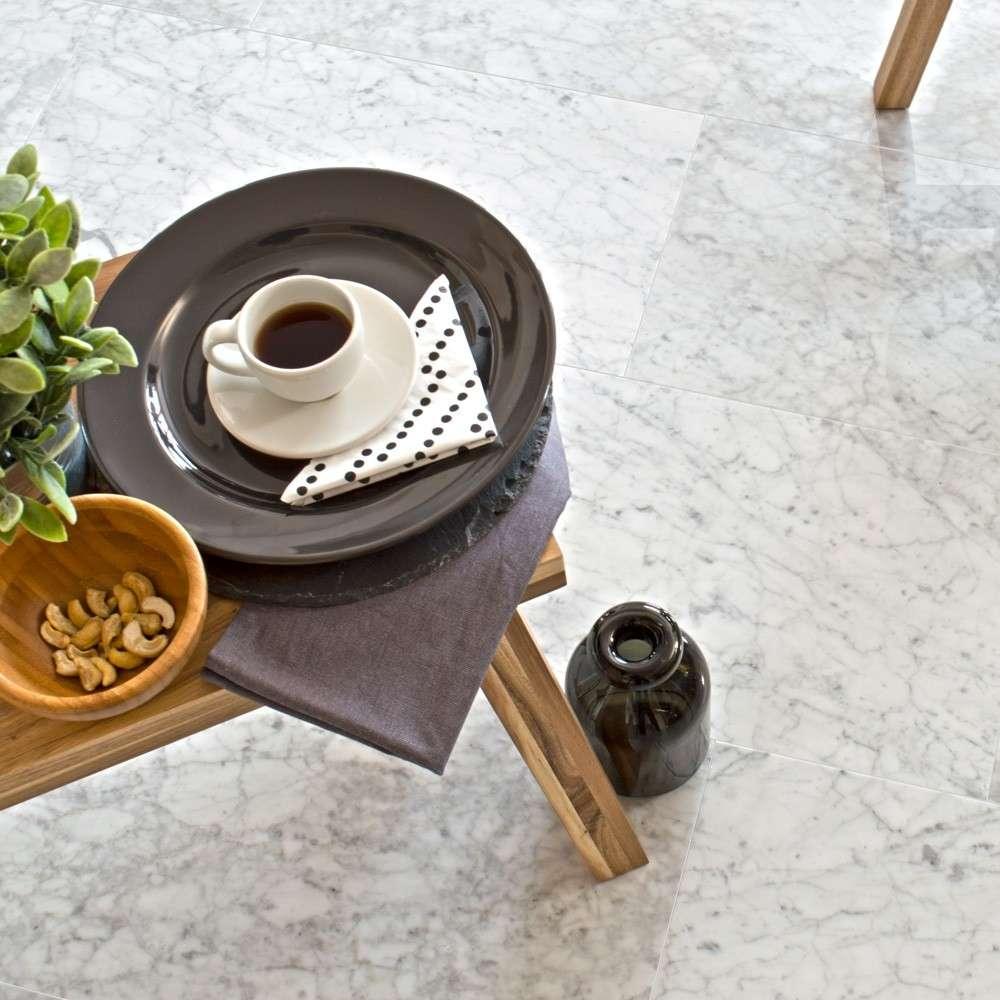 Italian Polished Carrara Marble Tiles Kitchen Wall Tiles Johannesburg Tilespace