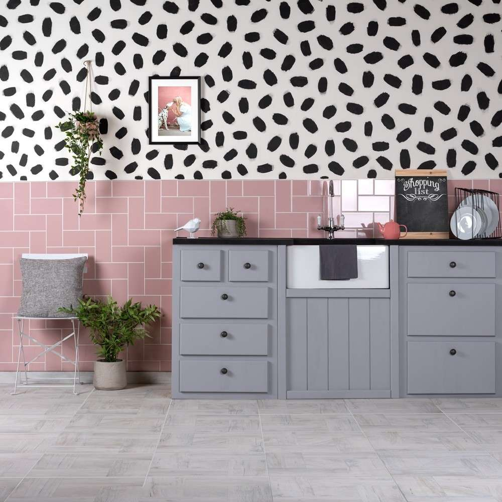 The return of pink Kitchen Wall Tiles Cape Town TileSpace