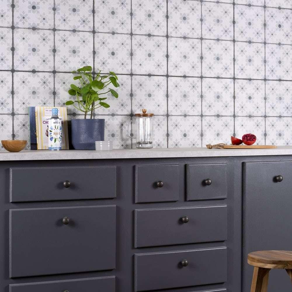Vintage patterns Kitchen Wall Tiles Cape Town TileSpace
