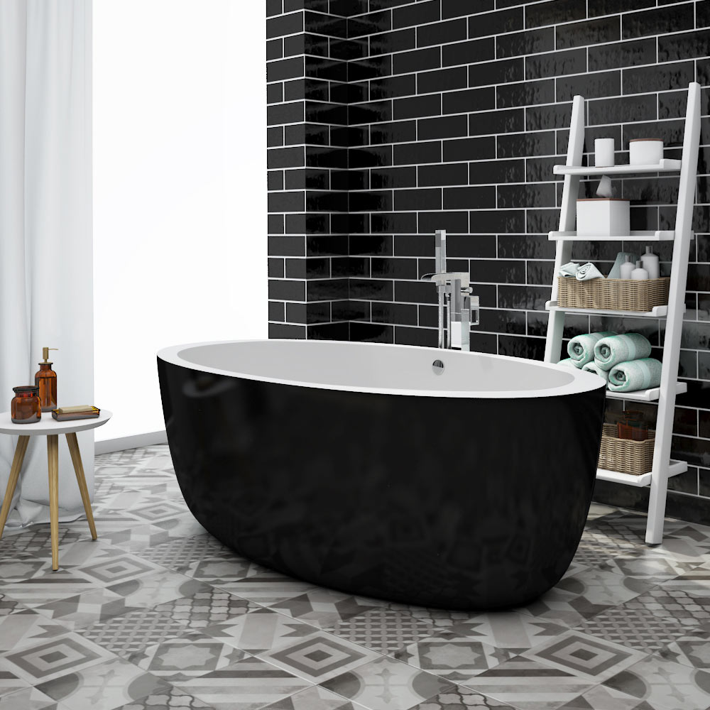 Why Patterned Tiles in The Bathroom - Bathroom Tile Cape ...