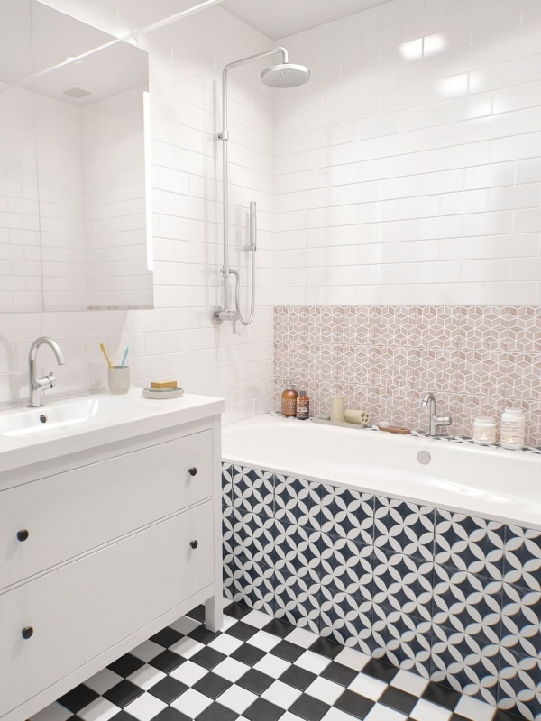 Mix and Match Tile Tips - TileSpace Cape Town- Floor Tiles Cape Town