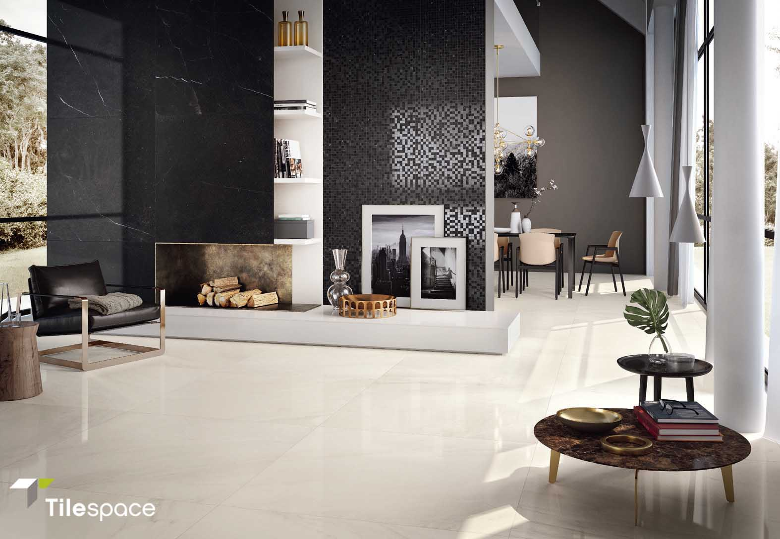 Getting a larger effect with tiles - Floor Tiles Cape Town