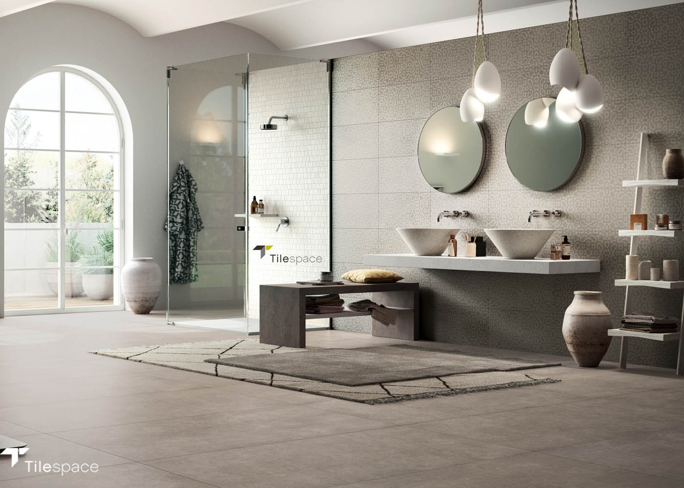 Top 5 Materials For Bathroom Tiles Bathroom Tile Cape Town
