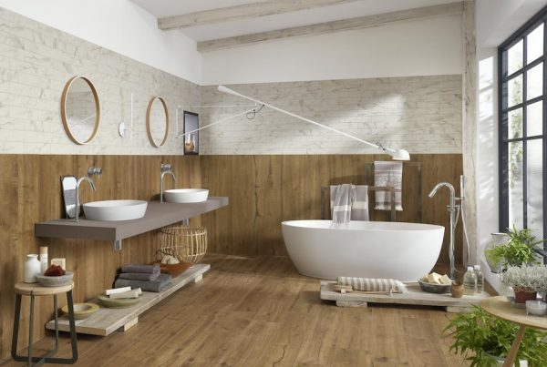 Wood-effect tiles are the perfect for Kitchen & Bathroom - Tiles Cape Town