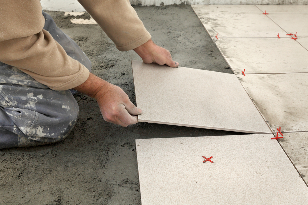 Tile Installation: Step By Step Procedure